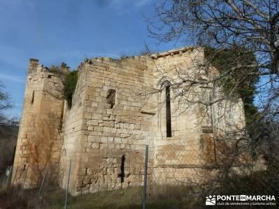 El Monasterio del Bonaval y el cañón del Jarama;viajes trekking grupo de senderismo madrid